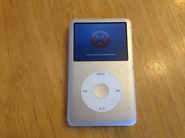 ipod classic/ipod touch5/イヤホン修理 大宮のお客様