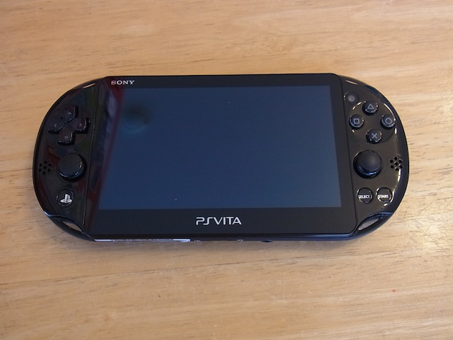 PSVITA/Wii Uのgamepad/iphone修理 浦和のお客様