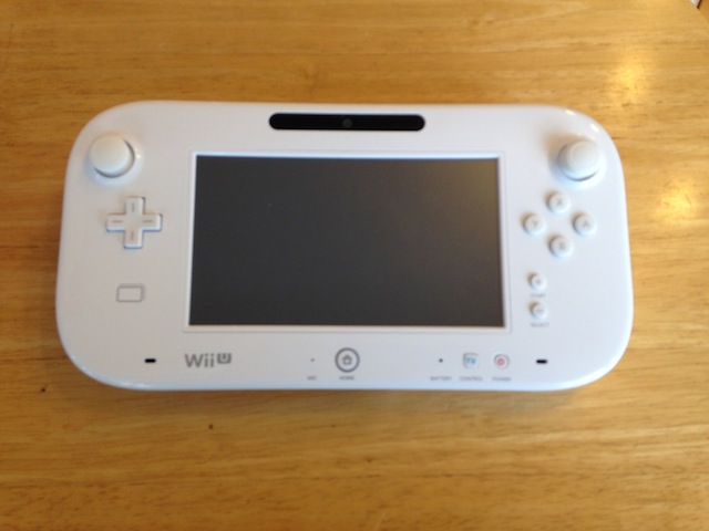 Wii Uのgamepad/ipod classic/iphone6s修理 浦和のお客様