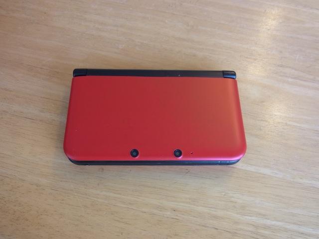 任天堂3DS/Wii Uのgamepad/PSVITA2000修理 桶川のお客様