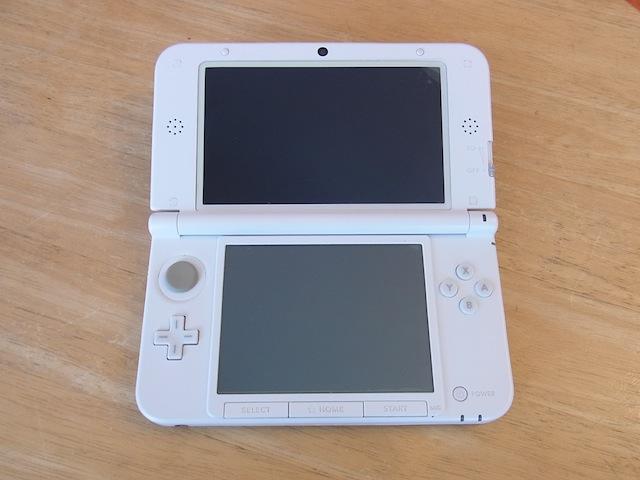 任天堂3DS/Wii Uのgamepad/PSVITA2000修理 川口のお客様