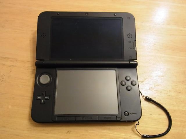 任天堂3DS/Wii Uのgamepad/ipod nano7修理 倉敷市市のお客様