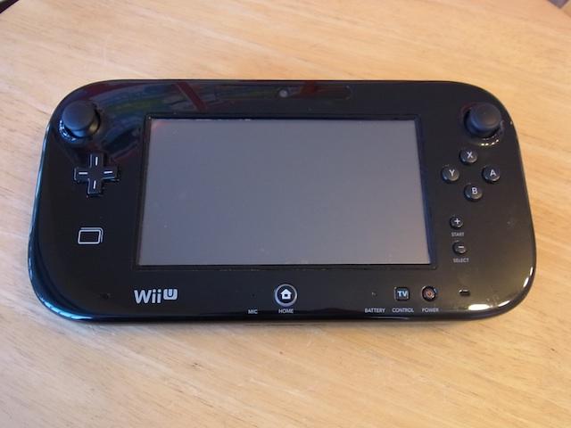 Wii Uのgamepad/PSVITA2000/iphone6s修理 備前市のお客様