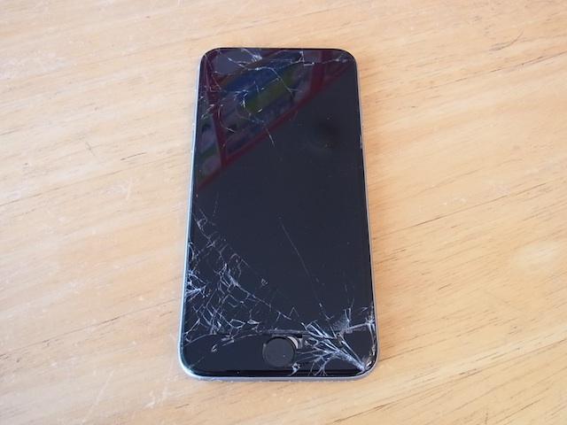 iphone6s/ipod classic/ipod nano7修理 備前市のお客様