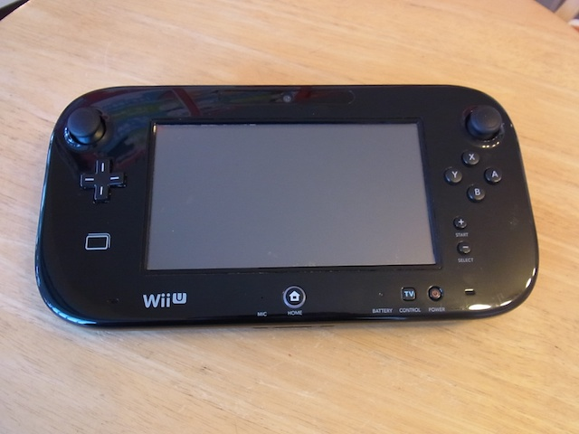 Wii Uのgamepad/PSVITA2000/iphone6修理 岡山市のお客様