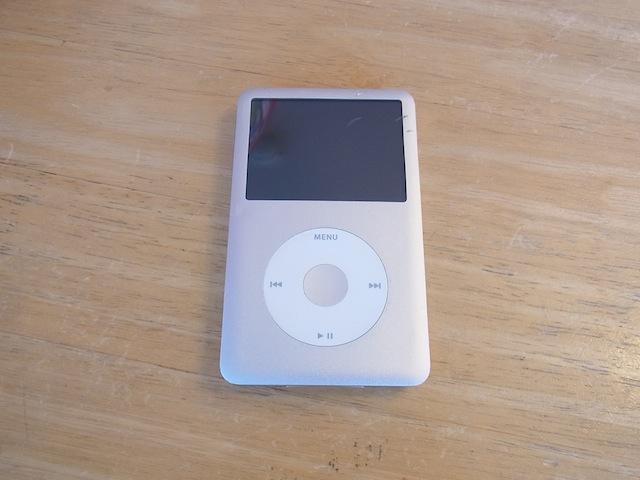 ipod classic/iphone6/PSVITA2000修理 岡山市のお客様