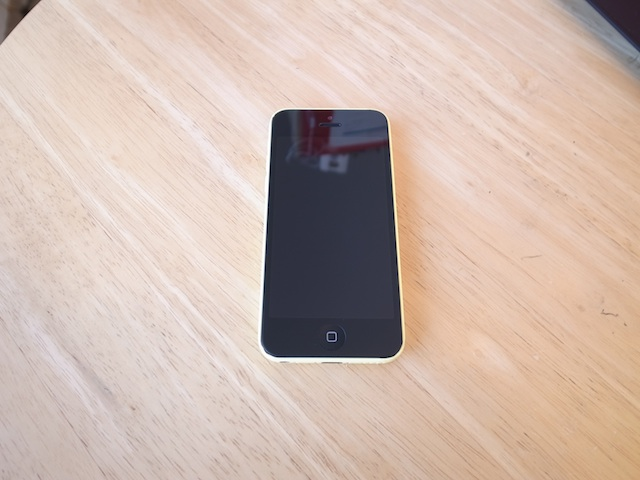 iphone6/ipad air/Wii Uのgamepad修理 岡山市のお客様