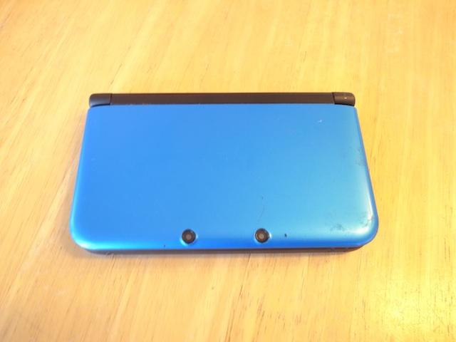 任天堂3DS/PSVITA2000/ipad mini修理 総社市のお客様
