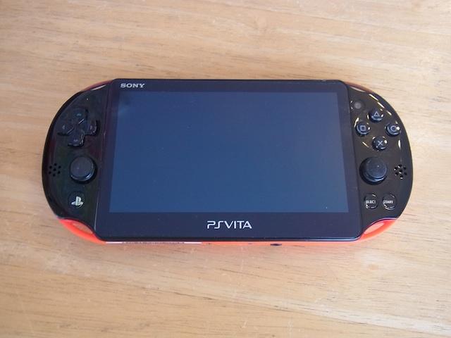 PSVITA2000/任天堂3DS/iphone6修理 玉野市のお客様