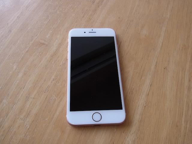 iphone6/ipad air/PSVITA2000修理 岡山市のお客様