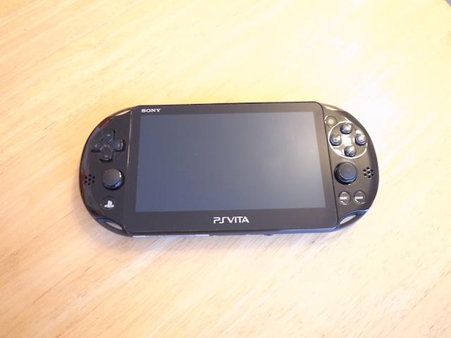PSVITA/Wii Uのgamepad/ipod touch5修理 仙台のお客様