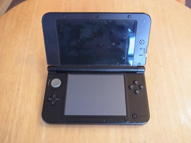 任天堂3DS/ipod classic/iphone6修理 仙台のお客様