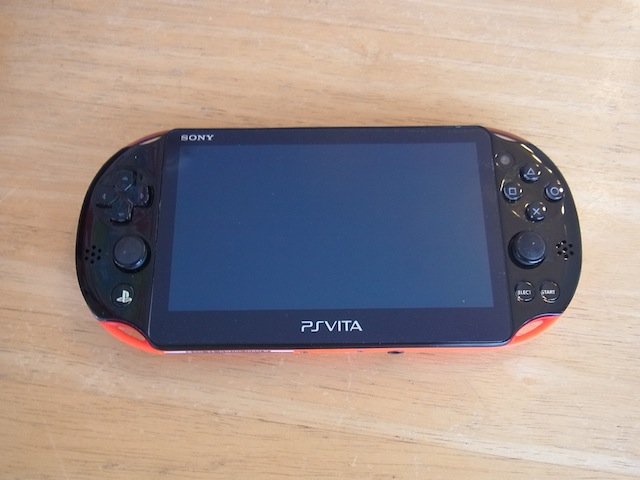 PSVITA2000/任天堂3DS/iphone6修理 宮城野区のお客様