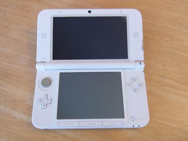 任天堂3DS/Wii Uのgamepad/iphone6修理 青葉区のお客様