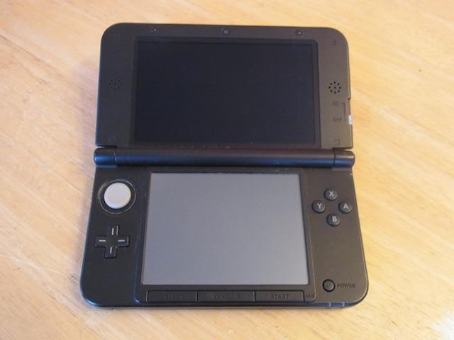 任天堂3DS店頭持ち込み修理 仙台青葉区のお客様