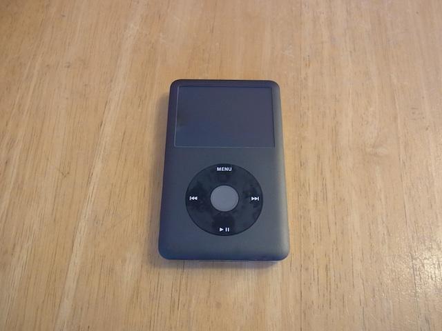 仙台 iPod classic修理のご案内 仙台青葉区のお客様