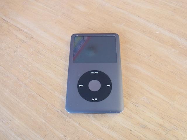 塩竈市よりご来店 iPod classic/任天堂3DS持ち込み修理