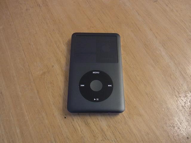 大崎市よりご来店 iPod classic/任天堂3DS持ち込み修理