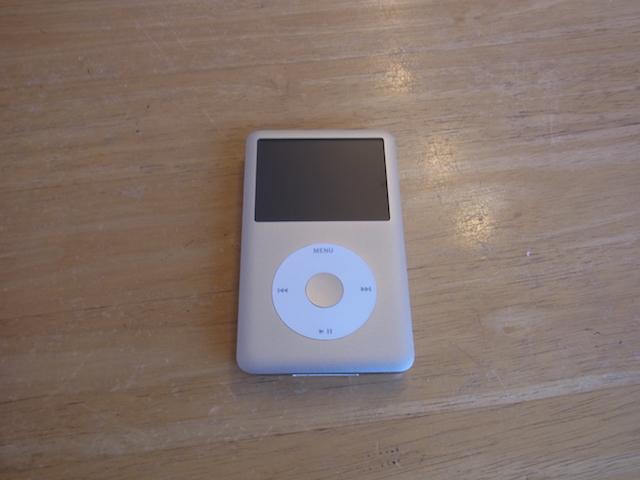 仙台市内のお客様 故障iPod買取 来店予約