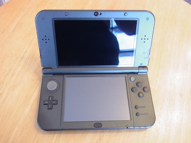 仙台市内のお客様 任天堂3DSスライドパッド修理予約