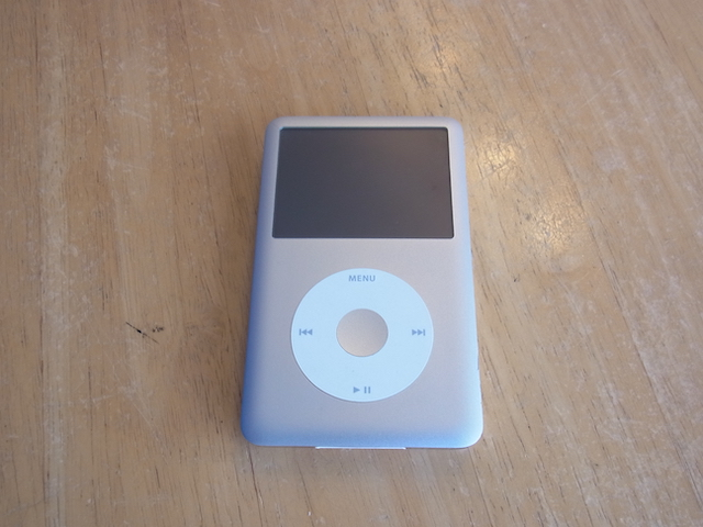iPod classic/ニンテンドースイッチバッテリー交換 仙台のお店