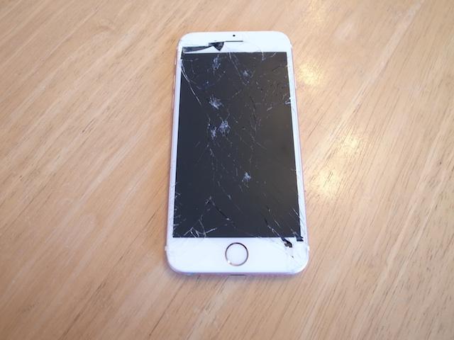 画面割れiPhone/iPod/iPad買取 富谷市のお客様