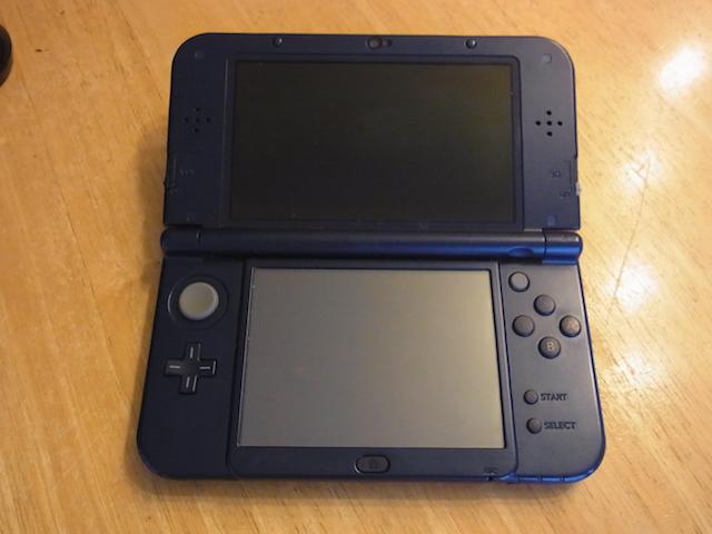 任天堂3DSカメラ故障修理 仙台のお店