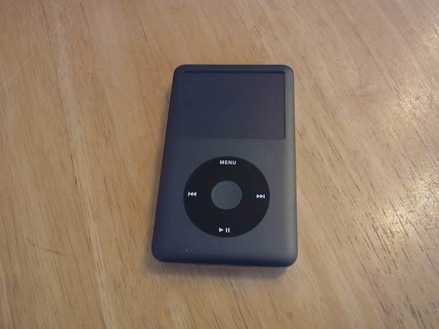 ipod classic/iphone6s/ipad air修理 新所沢のお客様