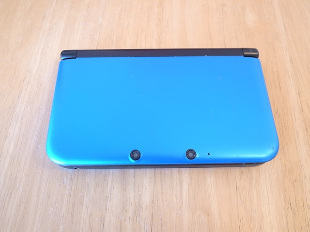 任天堂3DS/PSVITA/iphone6s修理 新所沢のお客様