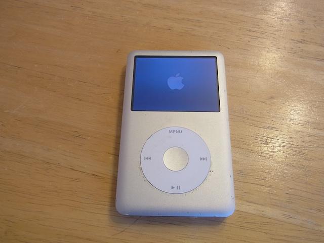 ipod classic/ipod nano7/iphone修理 新所沢のお客様