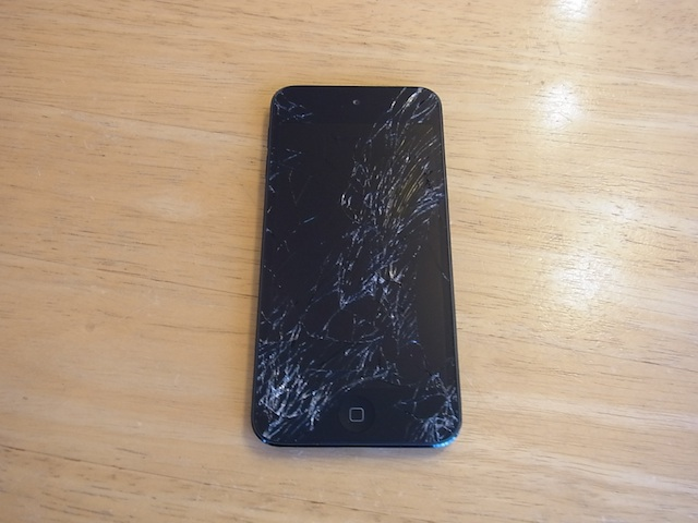 iphone/ipad air/PSVITA修理 新所沢のお客様