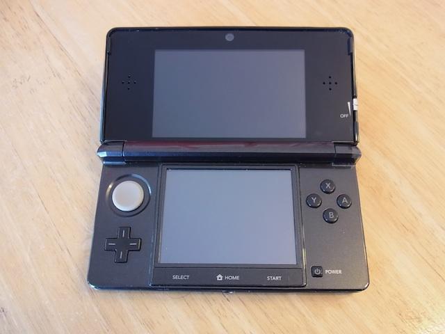 任天堂3DS/iphone/ipod nano7修理 新所沢のお客様