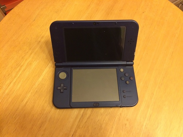任天堂3DS/PSVITA/Wii Uのgamepad修理 新所沢のお客様
