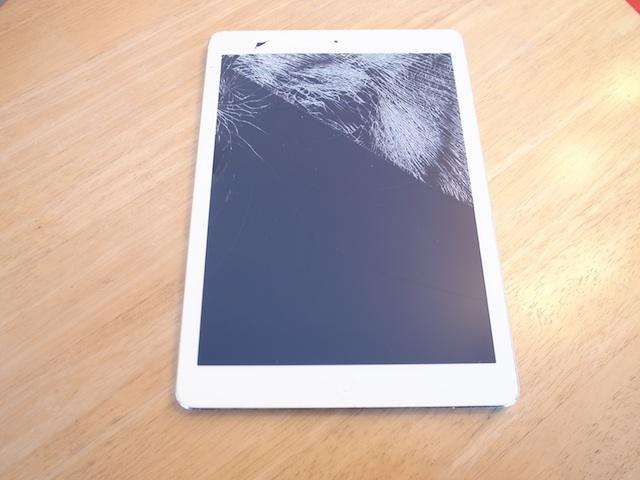 ipad mini/ipod nano6/ipod classic修理 新所沢のお客様