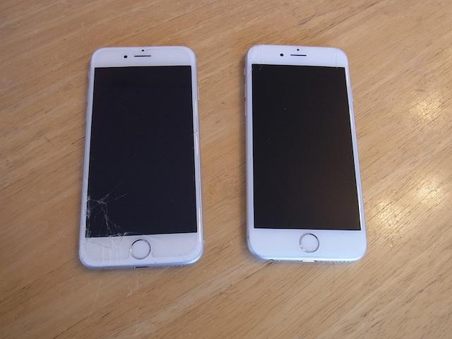 iphone6s/ipad air/PSVITA修理 新所沢のお客様