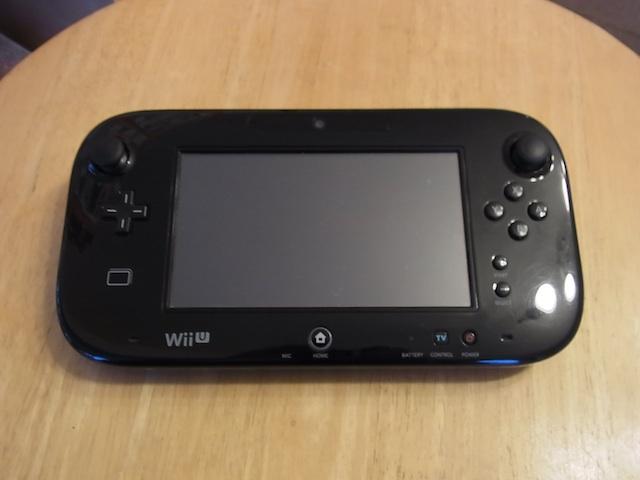 Wii Uのgamepad/ipod classic/iphone6s修理 新所沢のお客様