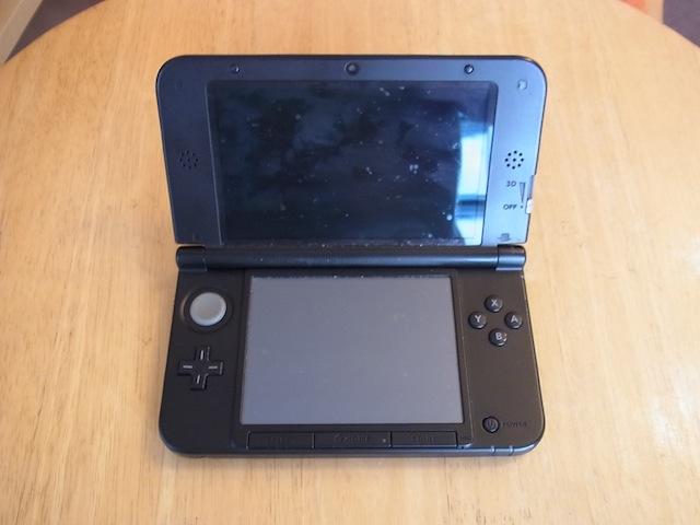 任天堂3DS/iphone6s/ipad air修理 新所沢のお客様