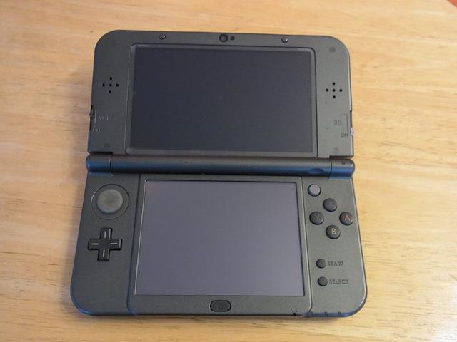 任天堂3DS/Wii Uのgamepad/iphone6s修理 新所沢のお客様