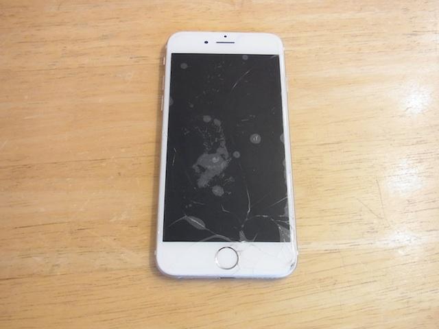 iphone修理予約 新所沢のお客様