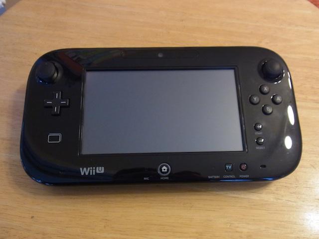 武蔵村山市よりご来店 WiiUゲームパッド/iphone修理予約