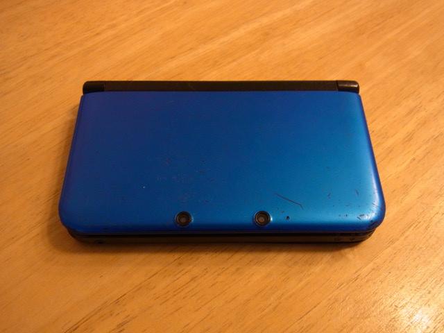 東村山市よりご来店 任天堂3DS/iphone修理予約