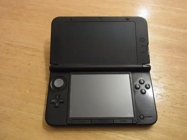 任天堂3DSボタン故障 ABXYボタン修理 拝島のお客様