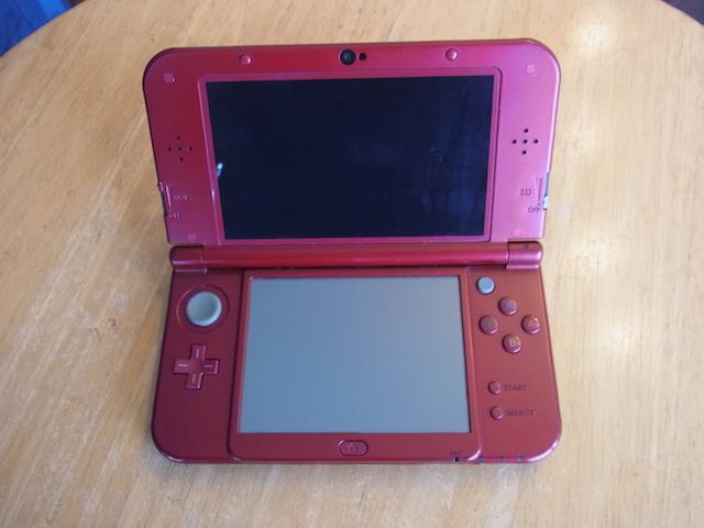 任天堂3DSカメラ故障 新所沢のゲーム機修理店