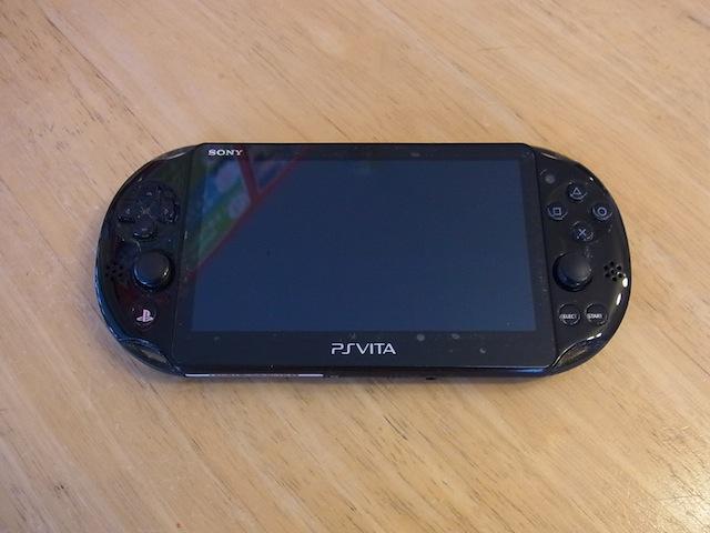 PSVITA/Wii Uのgamepad/ipod nano7修理 伊勢佐木町のお客様