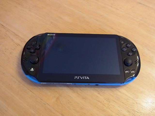 PSVITA/Wii Uのgamepad/任天堂3DS修理 保土ケ谷のお客様