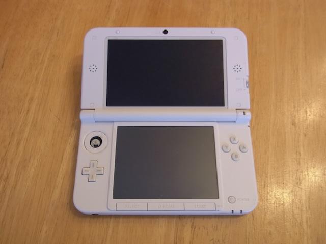 任天堂3DS/イヤホン/ipad mini修理 鶴見のお客様