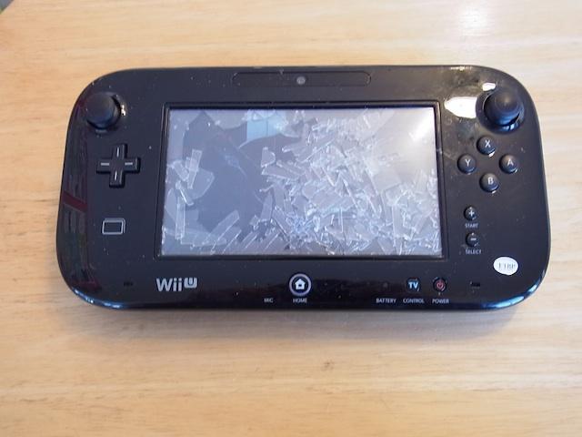 Wii Uのgamepad/PSVITA/イヤホン修理 神奈川県のお客様