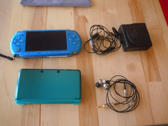 イヤホン/ipod classic/任天堂3DS修理 横浜のお客様