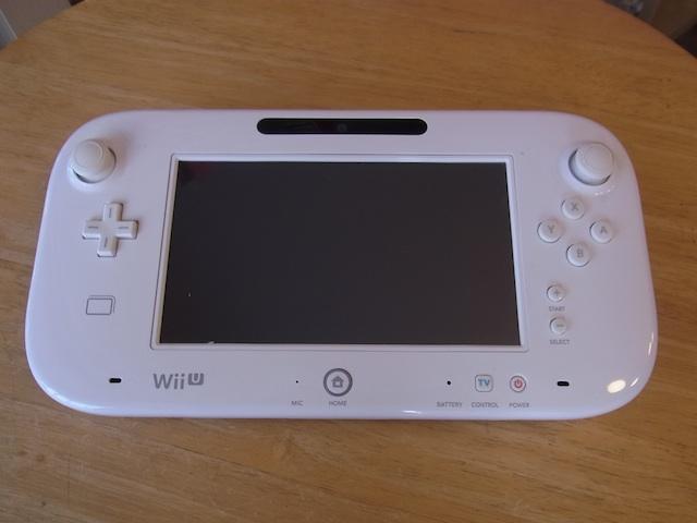 Wii Uのgamepad/ipod classic/イヤホン修理 鶴見のお客様