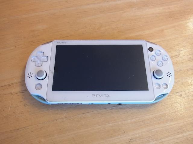 PSVITA2000/Wii Uのgamepad/ipod classic修理 磯子区のお客様